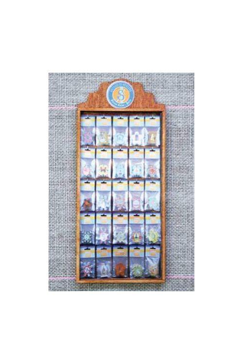 Présentoir 48 cartes Cartes à fil