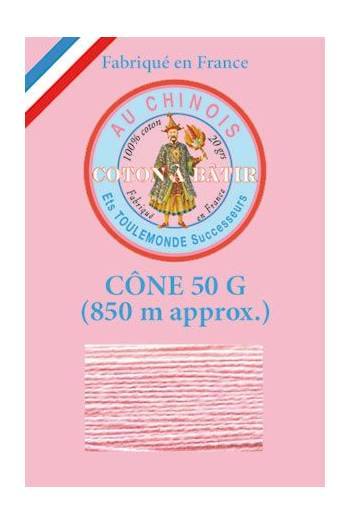 Tacking thread 850m cone - Pink