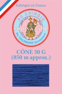Tacking thread 850m cone - Navy blue