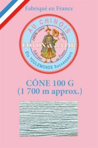 Tacking thread 1 700 m cone - Sky blue