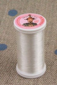 Invisible sewing thread spool