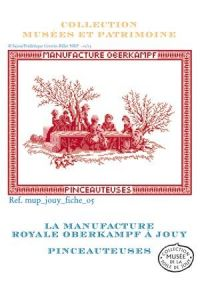 Cross-stitch pattern chart: painting the Toile de Jouy