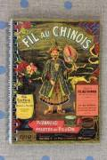 Note book Fil Au Chinois 1910