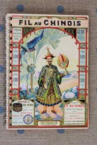 Note book Fil Au Chinois 1915