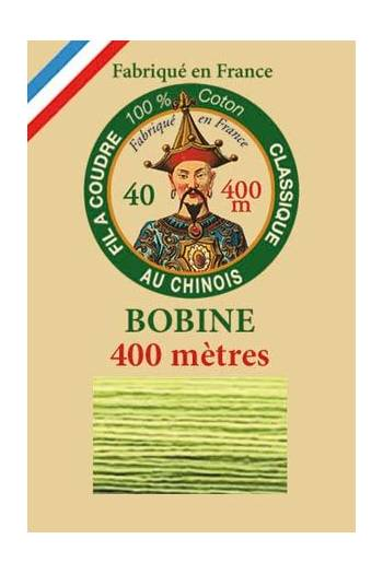 Fil Au Chinois 400m spool cotton thread 6935 - Advocado