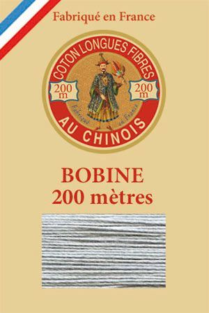 Egyptian cotton sewing thread 200m wooden spool 6110 Mouse