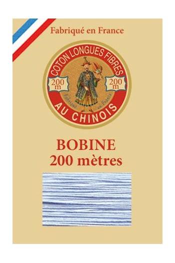 Bobine bois Fil de Coton n° 6750 - Ciel