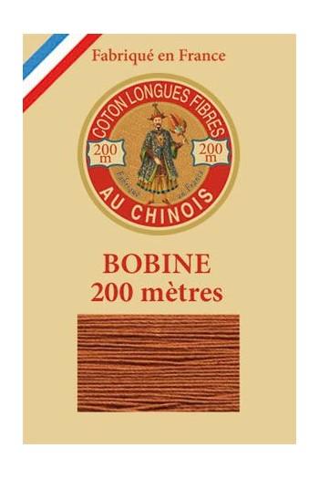 Bobine bois Fil de Coton n° 6230 - Merisier