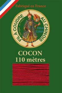 110m Valois cocoon classic cotton thread 6534 - Red