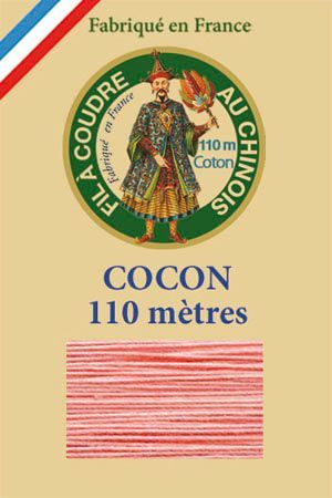 110m Valois cocoon classic cotton thread 6562 - Coral