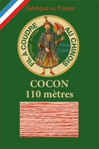 110m Valois cocoon classic cotton thread 6598 - Salmon