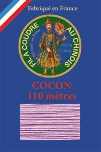 110m Valois cocoon classic cotton thread 6603 - Mauve