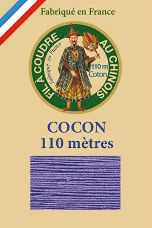 110m Valois cocoon classic cotton thread 6613 - Dark Mauve