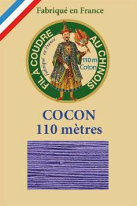 110m Valois cocoon classic cotton thread 6613 - Dark Mauve