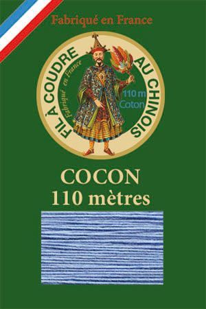 110m Valois Cocoon classic cotton thread 6752 - Periwinkle