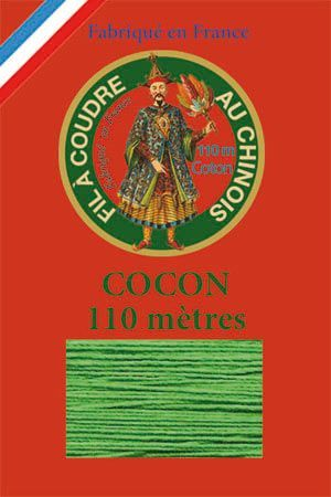110m Valois cocoon classic cotton thread 6871 - Lawn