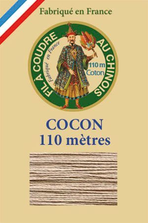 110m Valois cocoon classic cotton thread 6245 - Resin