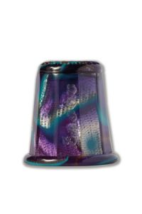 Sewing thimble Blue Onyx Style