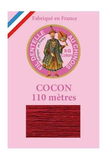 Cocon Calais Coloris 6535 - Bourgogne