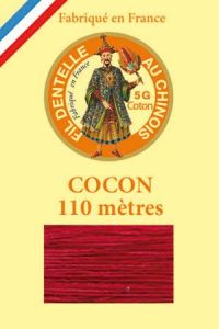 Cocon Calais Coloris 6534 - Rouge