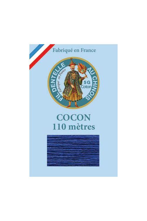 Cocon Calais Coloris 6790 - Bleu roy