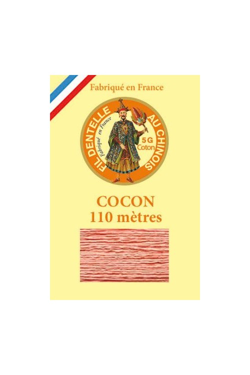 Cocon Calais Coloris 6598 - Saumon