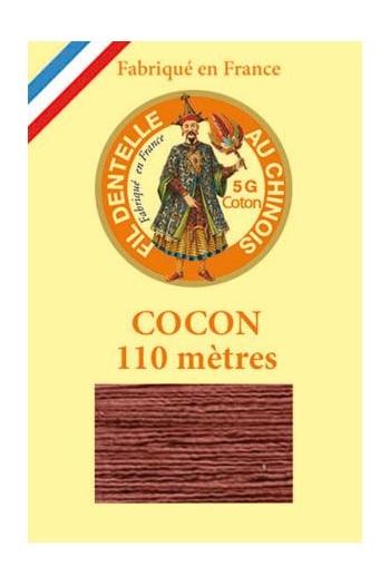 Cocon Calais Coloris 6440 - Châtaigne