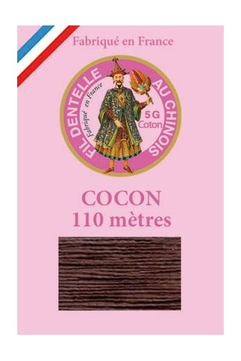 Cocon Calais Coloris 6117 - Marron