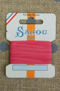 Embroidery ribbon card - 3mm width - Col.345 penny