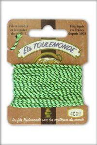 Fil Rochefort cordelette fantaisie 4007 tweed