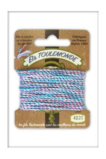 Novelty Rochefort thread 4019 tartan