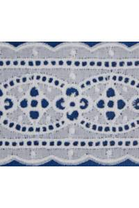 Broderie anglaise card model n°11