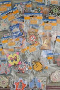 Buy together: Sajou thread cards half price whole collection except Vire