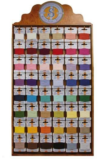 Haberdashery display 240 Retors du Nord cards