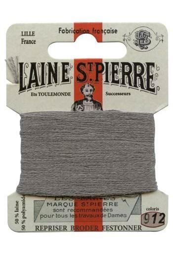 Laine Saint-Pierre zum Sticken/Stopfen - Nr. 912 Marengo