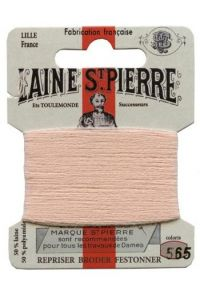 Laine Saint-Pierre 10 m card darning / embroidery 565 Flesh