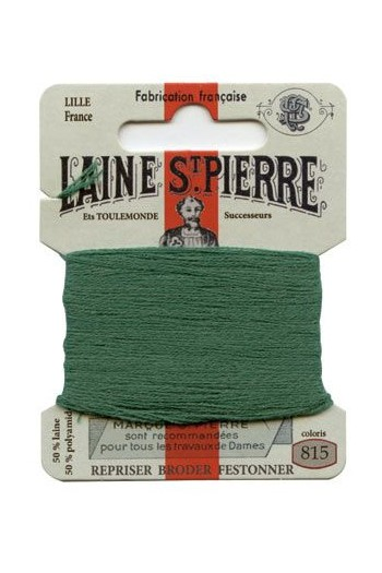 Laine Saint-Pierre 10 m card darning / embroidery 815 Almond