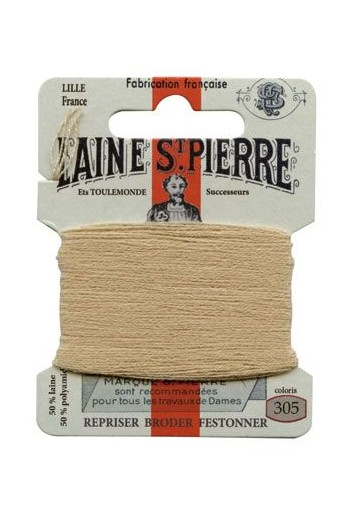 Laine Saint-Pierre 10 m card darning / embroidery 305 String