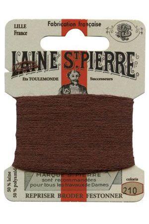 Laine Saint-Pierre zum Sticken/Stopfen - Nr. 210 Biber
