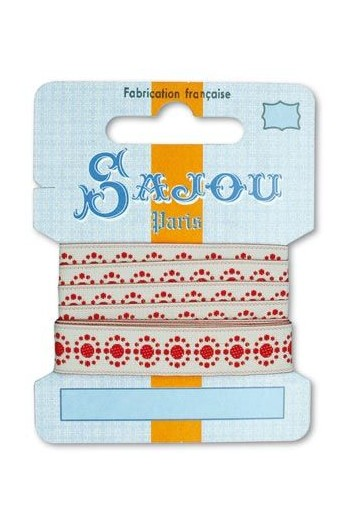 Sajou Comptoir Collection motif 2 card 1 metre