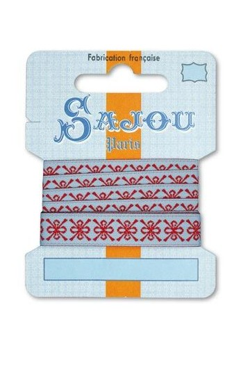 Sajou Comptoir Collection motif 6 card 1 metre