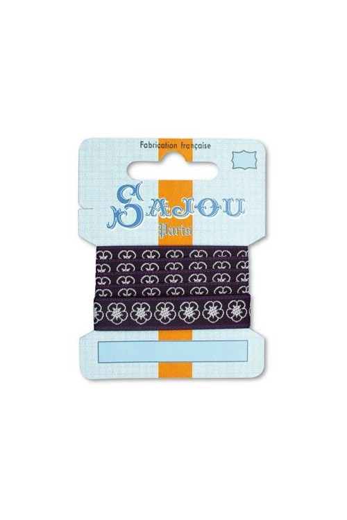 Ruban Sajou Collection Comptoir motif 10 carte un mètre