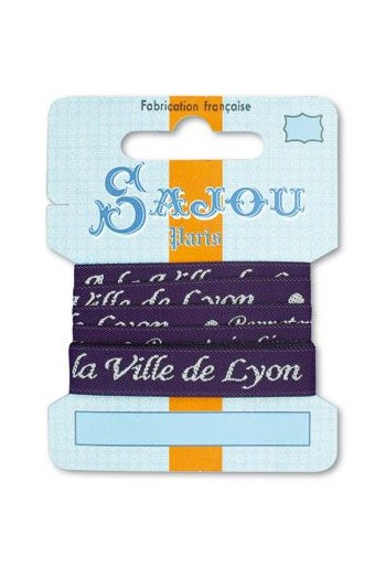 Sajou Comptoir Collection motif 12 card 1 metre