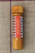 Re-edition by Sajou of a wooden needle case for milliner needles