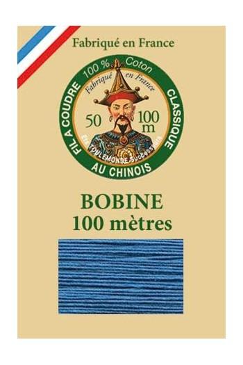 Fil Au Chinois cotton sewing thread - 100m spool 6760 - Enamel