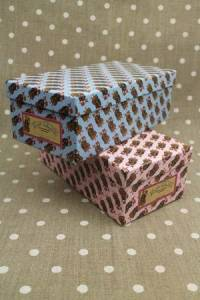 Special offer: two Fil Au Chinois Haberdashery boxes