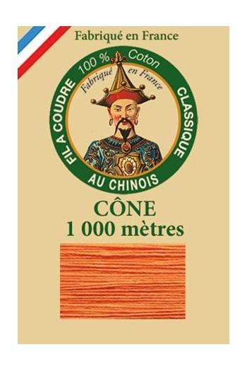 Mercerisierte Baumwolle 1000 Meter Kone - 6390 - Orange