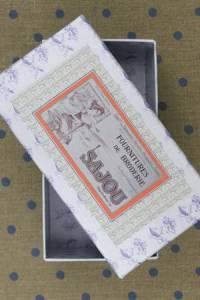 Boîte de rangement Mercerie - Fournitures broderie