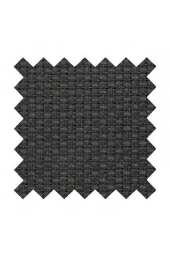 5.5 count Aida fabric  50 x 80cm swatch Cotton - black