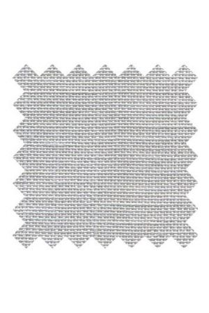 32 count linen to embroider 14 x 14cm - Pearl grey